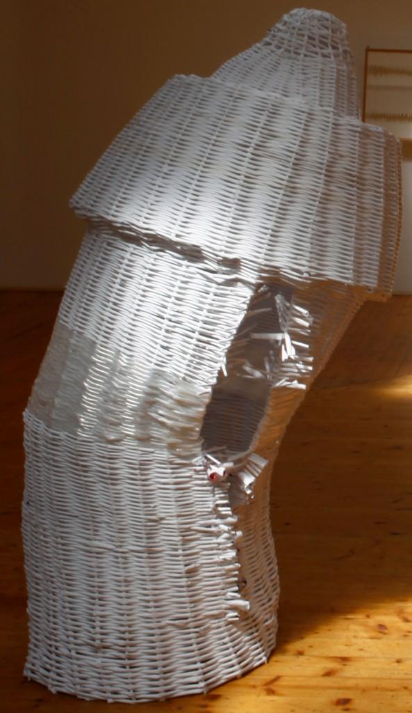 pletená houba 2